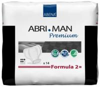 Abri Man Formula 2 vložky pro muže 14 ks