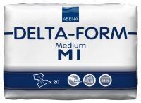 Delta Form M1 kalhotky zalepovací 20 ks