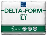 Delta Form L1 kalhotky zalepovací 20 ks