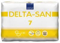Delta San no.7 vložné pleny 30 ks