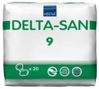 Delta San no.9 vložné pleny 20 ks