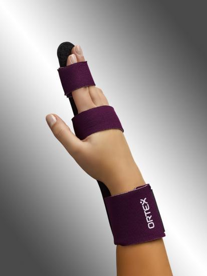 Ortéza prstů ruky Ortex 022  rigidní 2.-4. prst