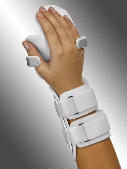 Ortéza zápěstí ruky Ortex 021