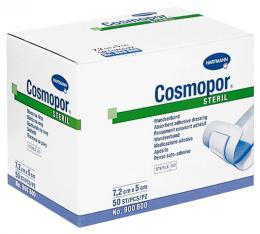 Cosmopor Steril náplast na rány 7,2x5cm 50ks
