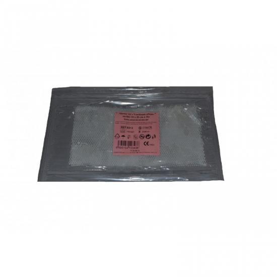 Mastný tyl sterilní s Vaselinum album 10x20cm, bal. 5ks