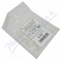 Mastný tyl sterilní s Vaselinum album 7,5x7,5cm, bal. 1ks