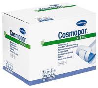 Cosmopor Steril náplast na rány 10x8cm 25ks