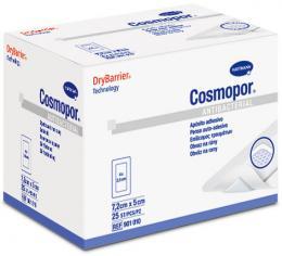 Cosmopor Antibacterial pooperační náplast 7,2x5cm 25ks