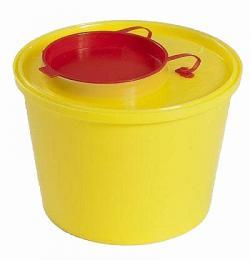 Nádoba na nebezpečný odpad 5 litrů