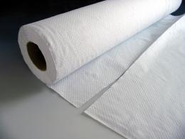 Papír na vyšetřovací lůžka v roli 60cmx50m