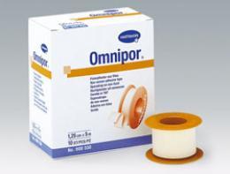 Omnipor hypoalergenní náplast 5cm x 9.2m 1ks