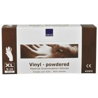 Abena vinylové rukavice s pudrem vel.XL 100ks