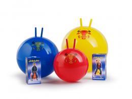 Globetrotter Junior dětský skákací míč 42cm červený