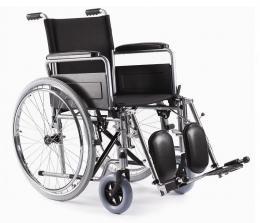 Invalidní vozík s rychlospojkou - různé šířky sedáku