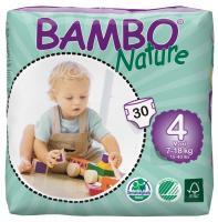 Bambo nature maxi 7-18kg 30ks