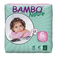 Bambo nature XL 16-30 kg 22 ks