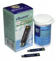 Proužky ke Glukometru eBsensor 50 ks