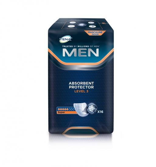 TENA Men Level 3, vložky pro muže 16 ks