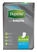 Depend For Men 2 vložky pro muže 14 ks