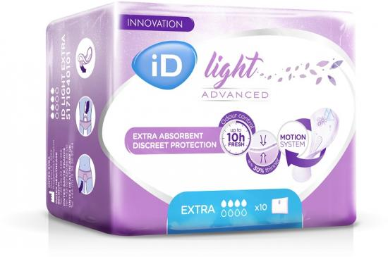 iD Light Extra dámské vložky 10 ks