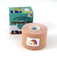 Tejpovací páska TEMTEX Classic 5 cm x 5 m béžová