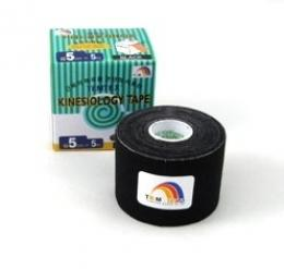 Tejpovací páska TEMTEX Classic 5 cm x 5 m černá
