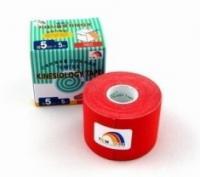 Tejpovací páska TEMTEX Classic 5 cm x 5 m červená
