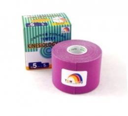 Tejpovací páska TEMTEX Classic 5 cm x 5 m fialová