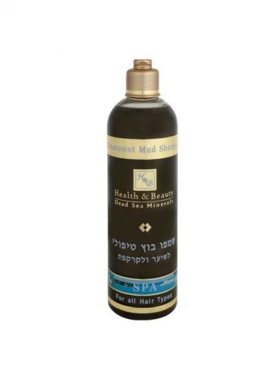 HB Bahenní šampon 400 ml