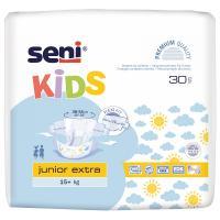 Seni Kids Junior Extra plenkové kalhotky 16-30 kg 30 ks