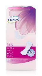 TENA Lady Ultra Mini dámské vložky 28 ks