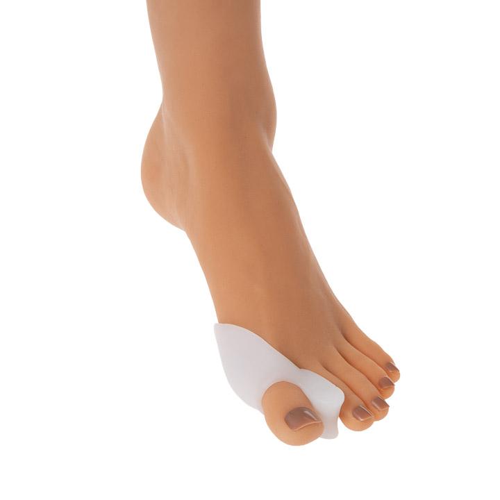 f43d34e773e Sanomed Bunion Separátor ortéza vbočeného palce nohy Hallux valgus 1 pár