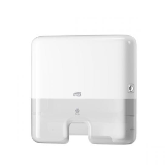 Tork Xpress zásobník na papírové ručníky Multifold Mini H2 bílý