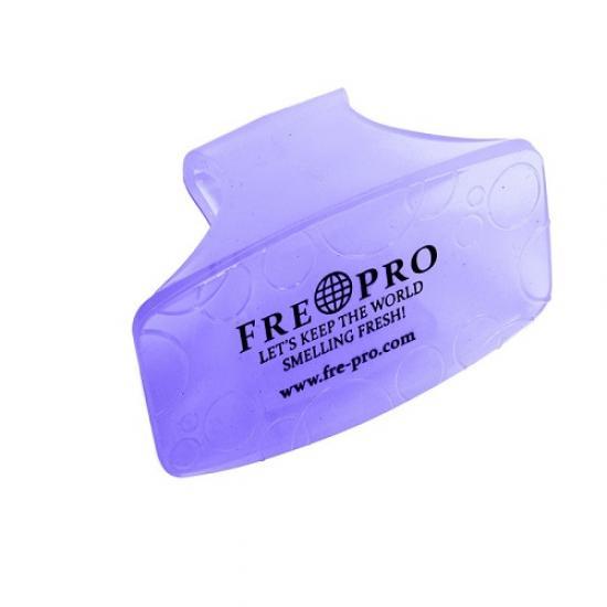 Vonný gelový clip fialový - levandule
