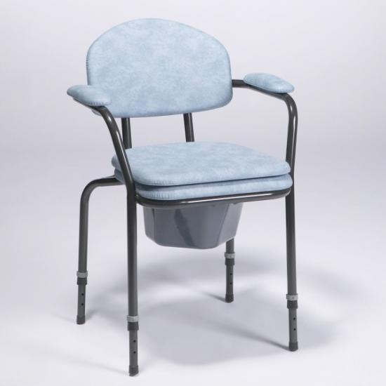 Toaletní židle výškově nastavitelná 9063