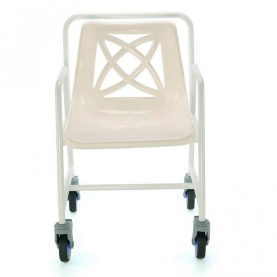 Židle do sprchy pojízdná DMA 4550
