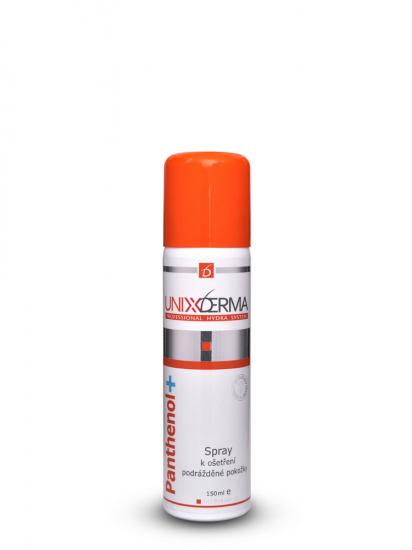 UNIXDERMA panthenol plus spray 150 ml
