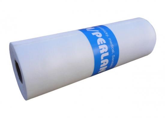 Pervin / Perlan netkaný textil v perforované roli 30x40 cm (50 útržků)