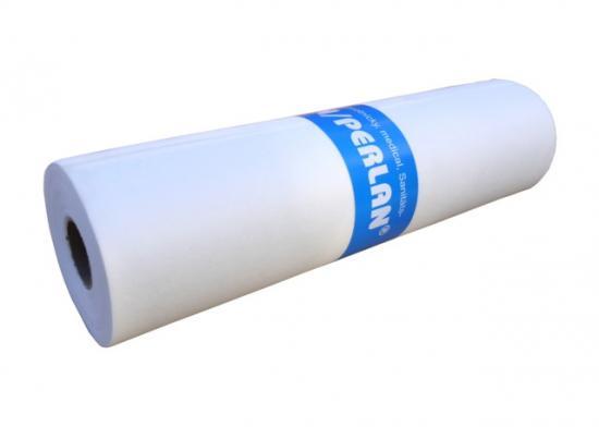 Pervin / Perlan netkaný textil v perforované roli 40x50 cm (50 útržků)