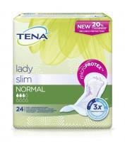 TENA Lady Slim Normal dámské vložky 24 ks