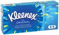 Papírové kapesníky Kleenex 8x9 - dárek k nákupu
