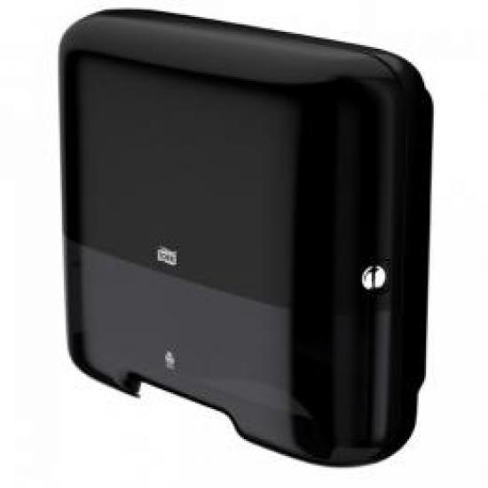 Tork zásobník na papírové ručníky Singlefold Mini H3 černý
