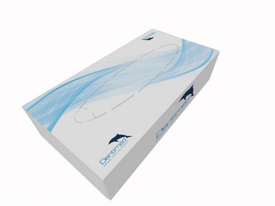 Papírové kapesníky Dentimed 2-vrstvé 100 ks