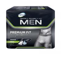 TENA Men Level 4 Ochranné spodní prádlo Premium Fit Protective Underwear M 12 ks