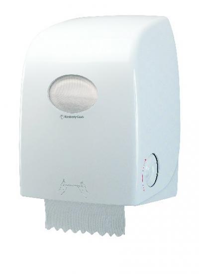 Aquarius zásobník na papírové ručníky v roli Bílý
