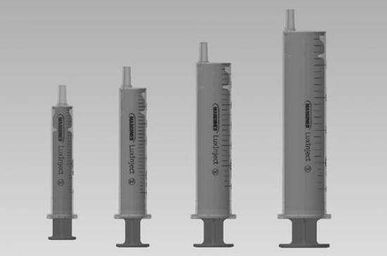 Injekční stříkačka Margomed 2ml, 100 ks