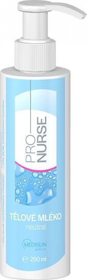 ProNURSE Tělové mléko Neutral 250 ml