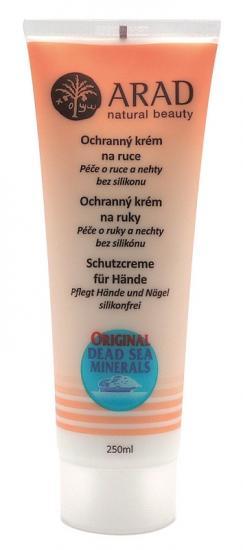 Ochranný krém na ruce a nehty Natural Beauty Arad Bez silikonu 250 ml