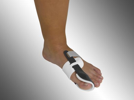 Bandáž palce nohy noční - Hallux valgus Ortex 024