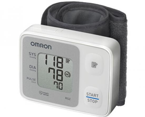 Tlakoměr na zápěstí Omron RS2